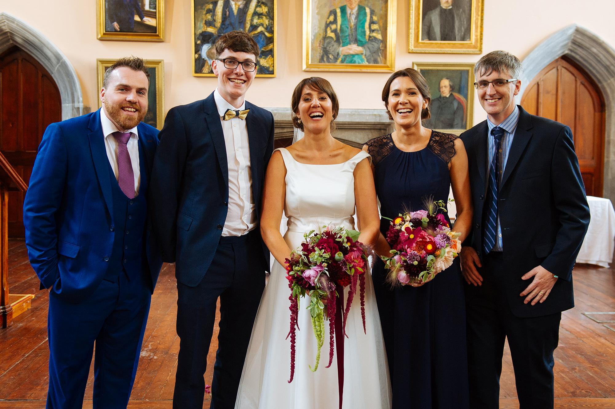 Aula Maxima UCC wedding