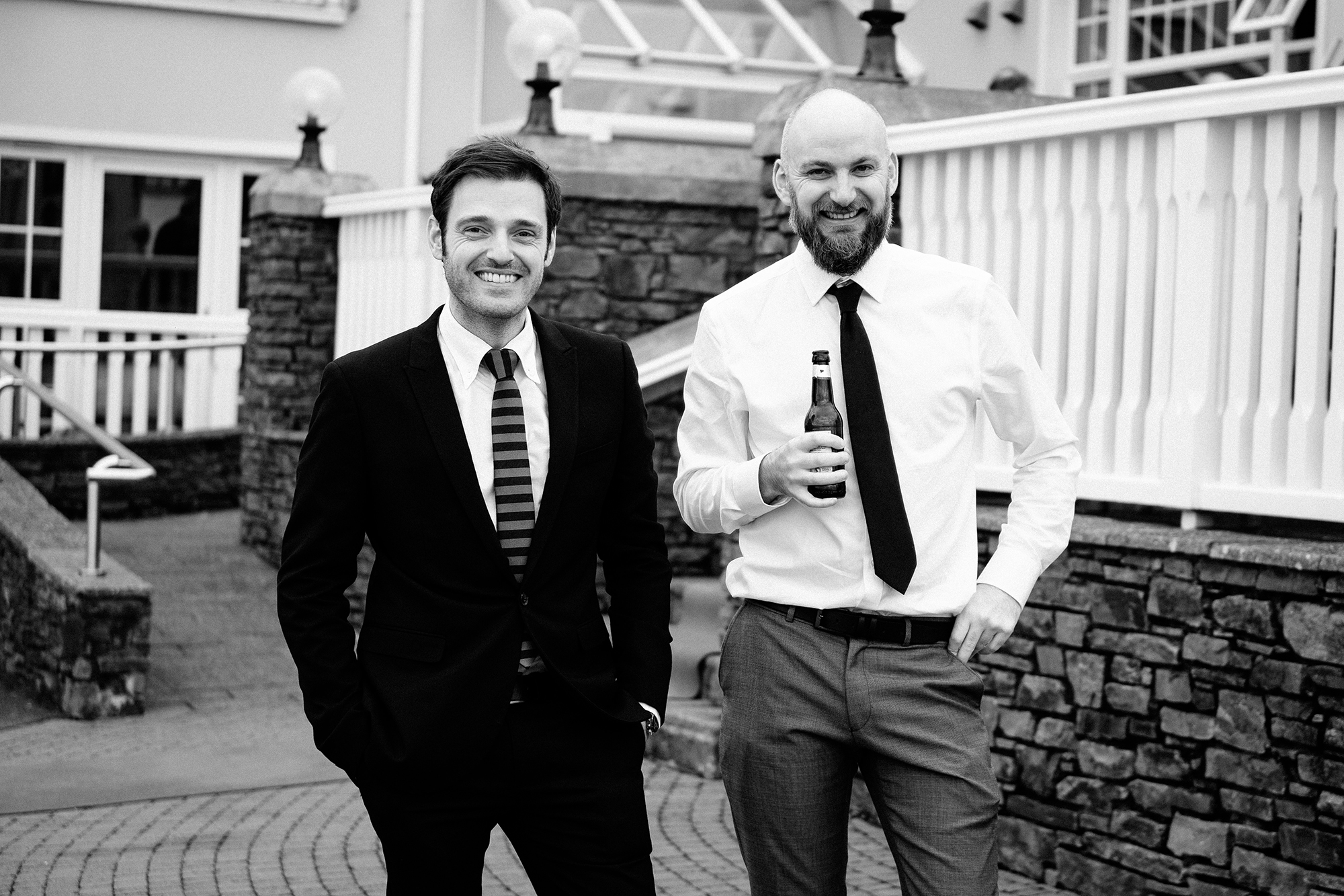 Dunmore House wedding