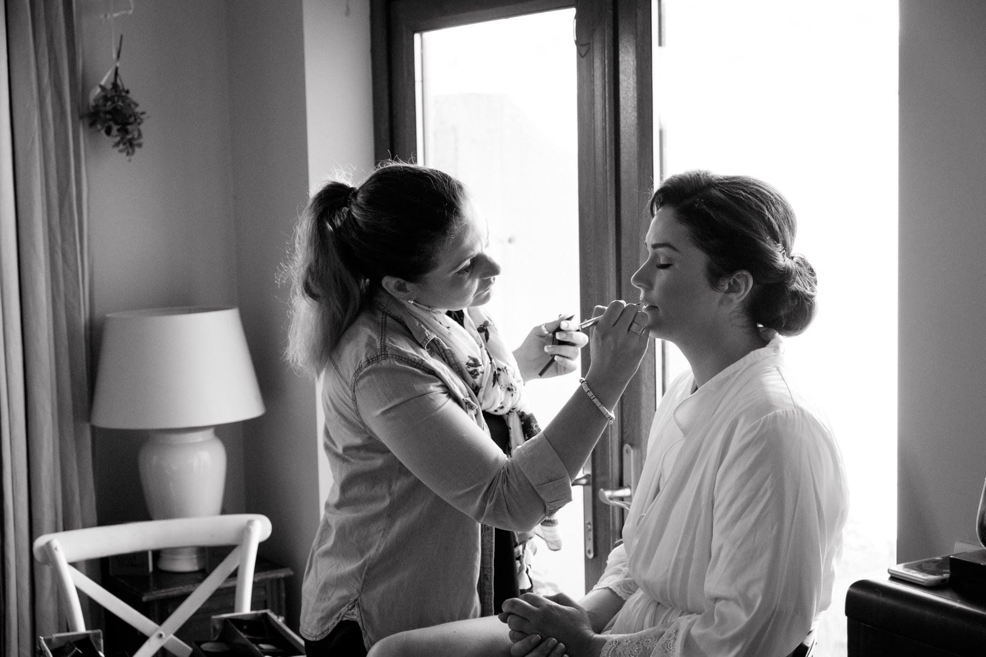 Bridal Preparations
